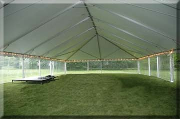 Frame Tent & Central Jersey Tent Rentals